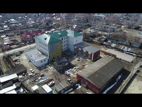 Школа №2- ремонт в Барыше