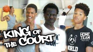 "Shareef O'Neal, Bol Bol, Shaqir O'Neal 1 on 1 Game ""King of the Court"" | My Time Ep. 3 Coming Soon"