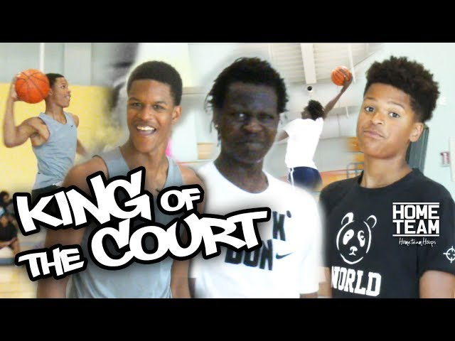 Shareef ONeal, Bol Bol, Shaqir ONeal 1 on 1 Game King of the Court | My Time Ep. 3 Coming Soon
