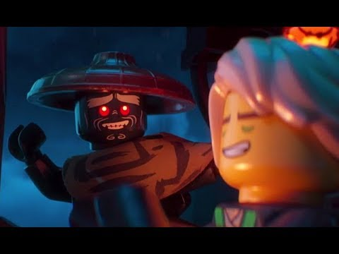 LEGO The Ninjago Movie: Video Game - Ch. 12 The Unclimbable Mountain ...