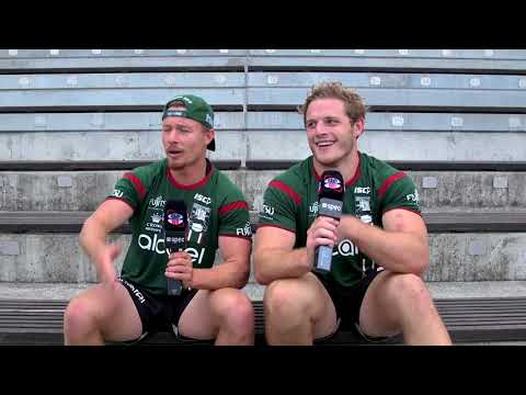 South Sydney Rabbitohs Team-Mates: Damien Cook & George Burgess (trailer)
