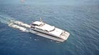 Bali Hai Reef Cruise - Lembongan Island