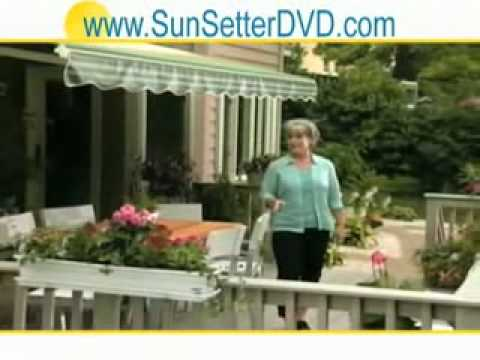 Youtube Poop: Sunsetter Retractable Awnings Are Inconvenient