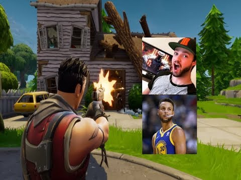 I PLAYED FORTNITE WITH ALI A!!!!! FORTNITE BATTLE ROYALE!!!!