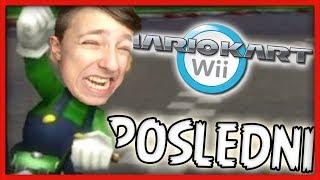 POSLEDNÍ DÍL?! | Mario Kart Wii | #4 | česky let'splay | FullHD60fps