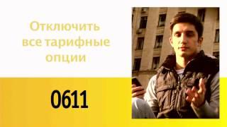 видео Легкий Роуминг Beeline (рус)