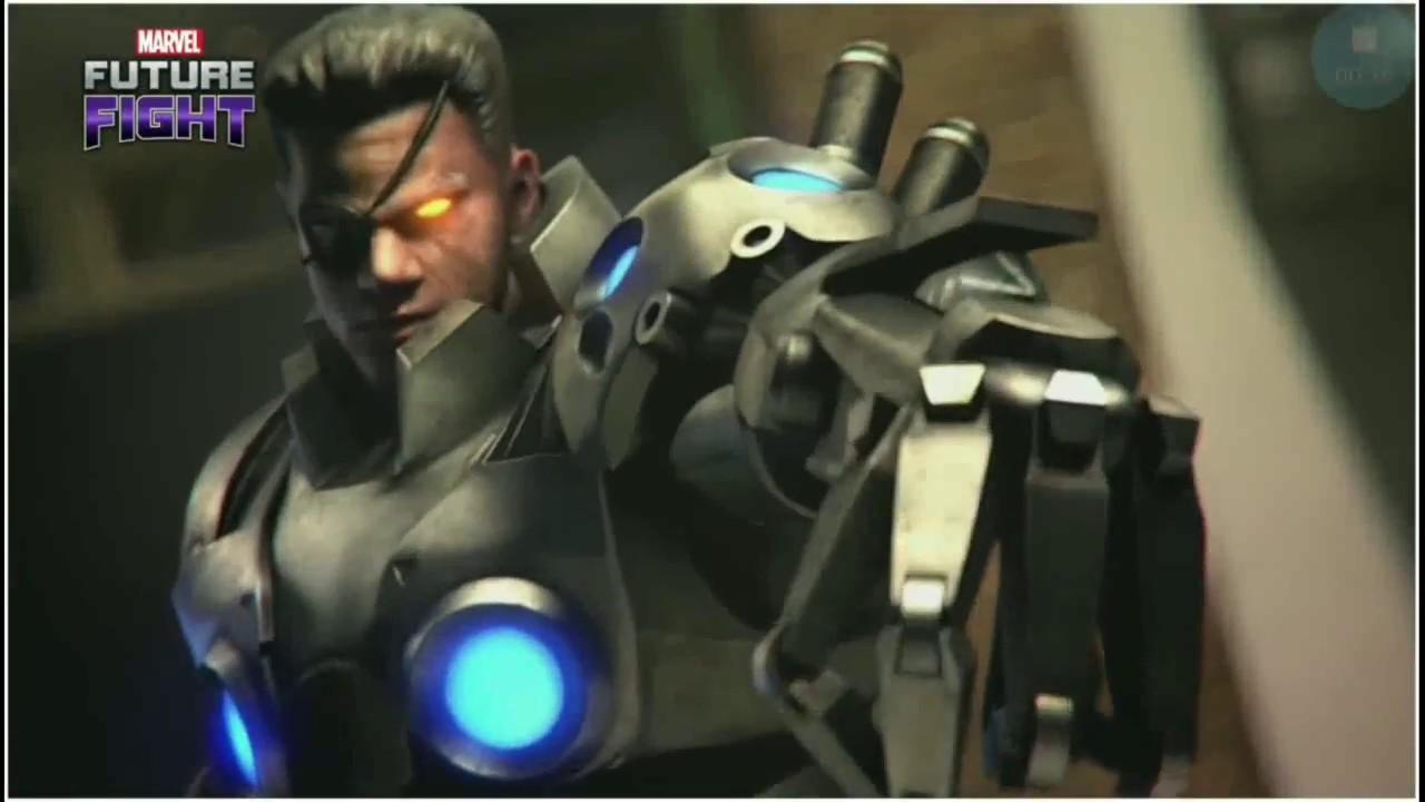 Marvel Future Fight Deadpool Update Youtube