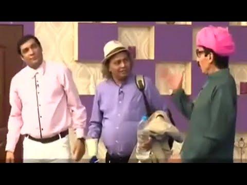 Aman Ullah Khan Punjabi Stage Drama Actor in Iftikhar Thakur Show - Sawa Teen