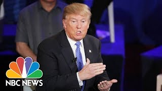 Harried Staff Sees Donald Trump Unready For Possible Democratic House   Rachel Maddow   MSNBC