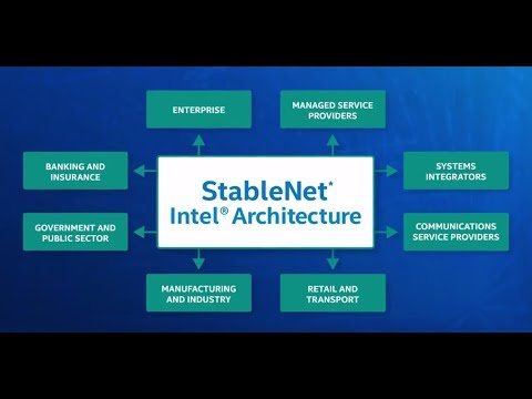 Intel® supports Infosim® to provide any-to-any IoT management with StableNet®
