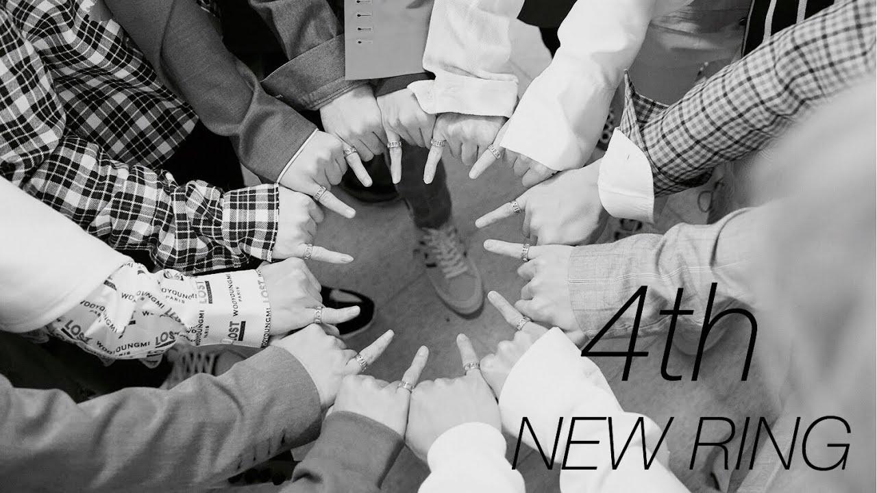 4番目の指輪「SEVENTEEN/세븐틴/セブチ」(日本語字幕あり) - YouTube
