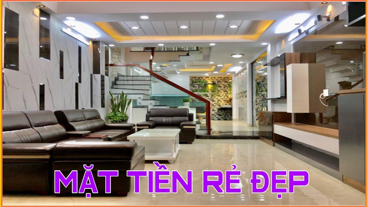 Bán nhà Gò Vấp | 283❤️ thăm quan căn nhà Mặt Tiền Bán Gấp tuyệt đẹp ở kinh doanh cho thuê tốt