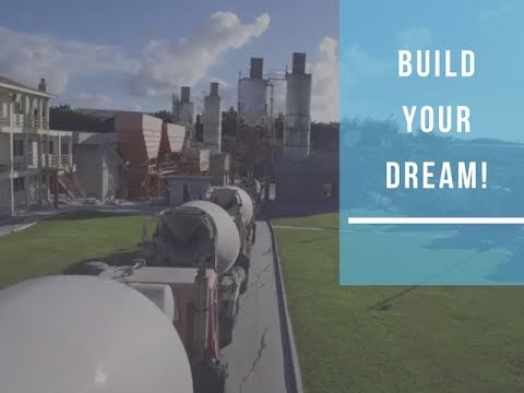 Build your Dream: Cement to Concrete