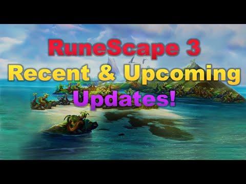 RuneScape 3 - Recent & Upcoming Updates!