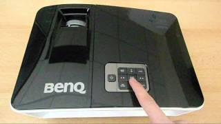 BenQ MW724 Projector Overview