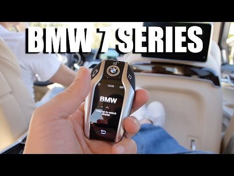 BMW 7 Series 2016 G12 ENG First Drive and Review