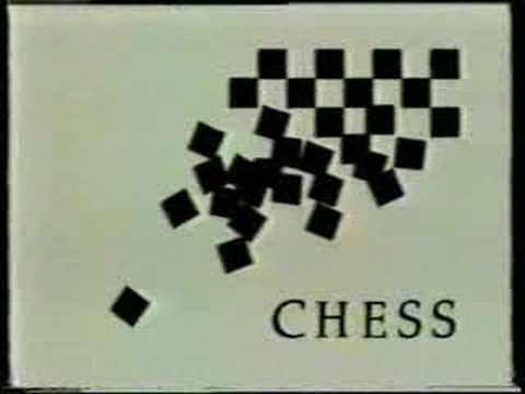 CHESS THE MUSICAL - STAGE SHOW TV COMMERCIAL
