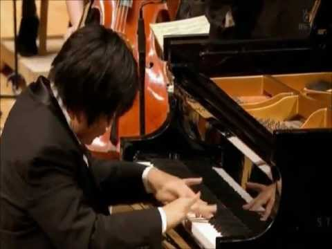Nobuyuki Tsujii  Нобуюки Цудзи 辻井伸行 at the Mariinsky Theater, Russia 2012