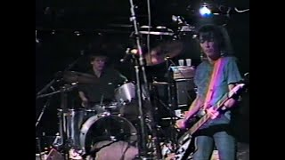 Sonic Youth - Live At The Rat (May 9, 1987)