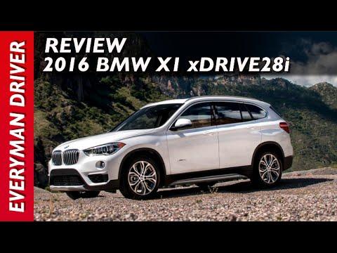Review: 2016 BMW X1 on Everyman Driver