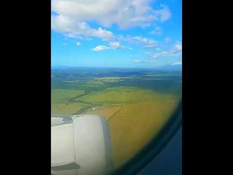 time lapse liberia landing