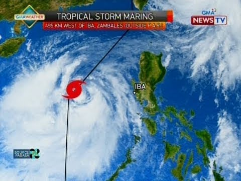 QRT: Weather update as of 5:57 p.m. (September 13, 2017)