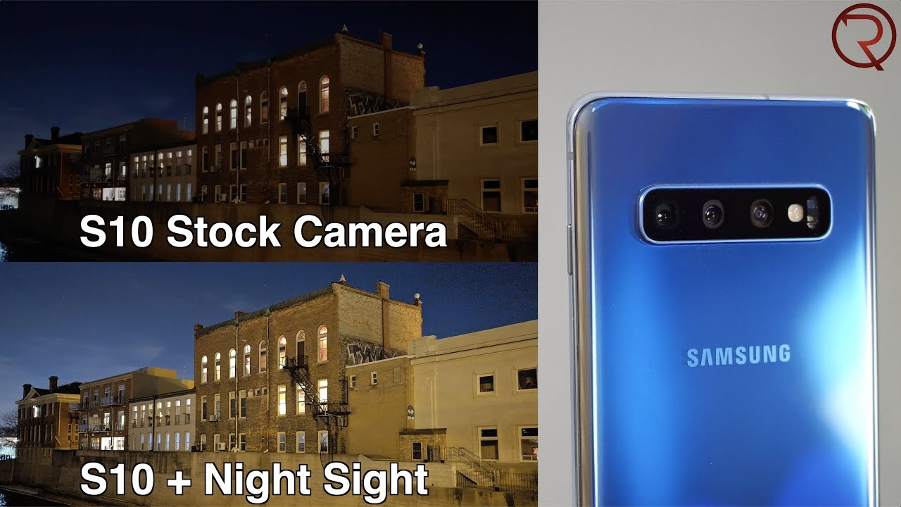 Google Camera App on the S10 - Android Forums at AndroidCentral com