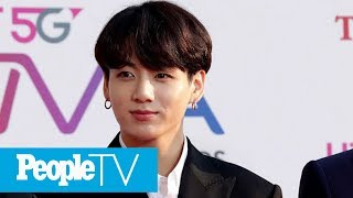 BTS Member Jungkook Involved In