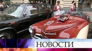 видео День московского транспорта пройдёт 14 июля