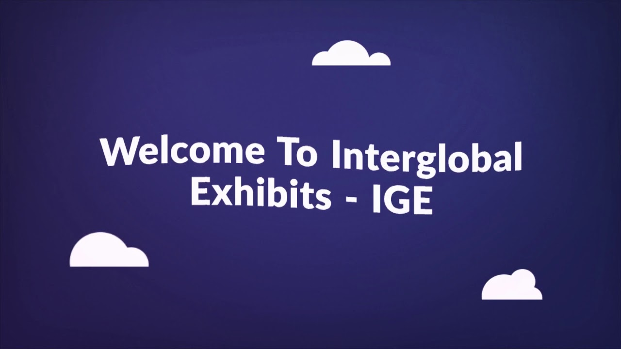 Interglobal Exhibits : Trade Show Rentals in Denver, CO