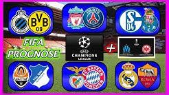 Champions League Spieltag 1 I FIFA Prognose I 2018/19 Deutsch (HD)