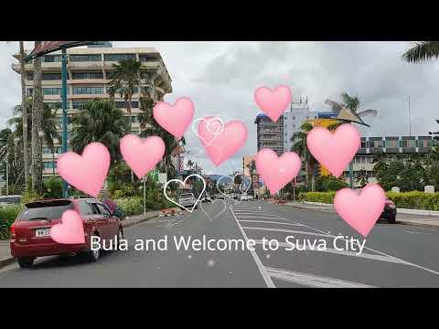 A virtual tour of Suva City (Capital of Fiji).