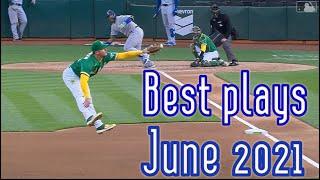 MLB \\\\ Top Plays June 2021