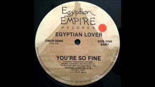 The Egyptian Lover - You