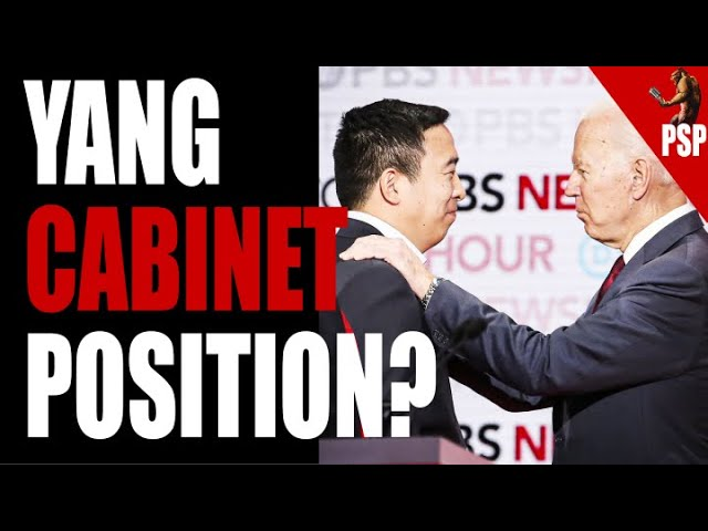 Is Andrew Yang Closer To Position In Biden Admin After Latest Move