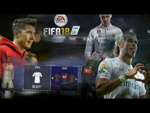 FIFA 18 INSANE Multiplayer Game(Face Cam) - Bayern Munich vs Real Madrid [3-2]