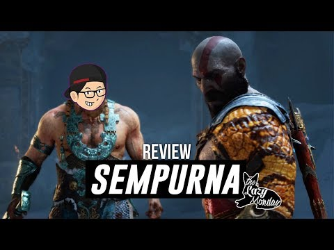Review God Of War - Game SEMPURNA - Lazy Review