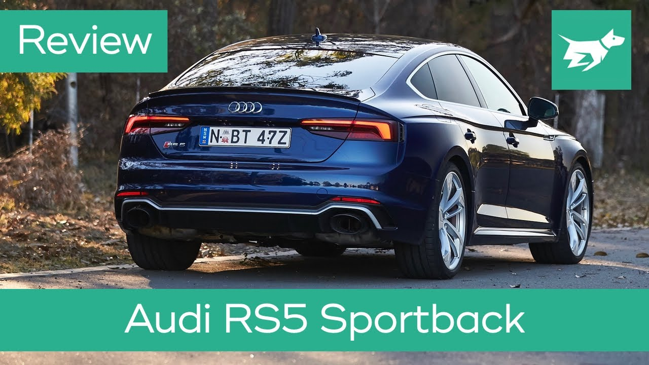 audi rs5 sportback 2019 review  subtle sledgehammer