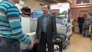 видео стабилизатор напряжения лидер
