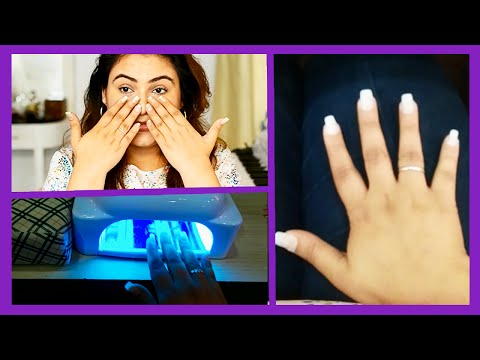 Gel NAILS & BIRTH DAY Week!! {Delhifshionblogger}