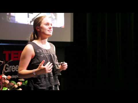 On empathy through theater: Julia Lennon at TEDxGreensFarmsAcademy