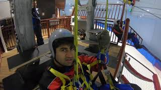 Dubai Visit | Zipline in -4*C  in Ski Dubai located in Mall of the Emirates, UAE | Travel Vlogs