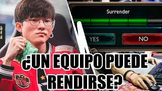 5 Reglas Que NO SABIAS Que Existían En Esports League Of Legends
