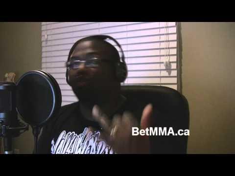UFC ON FUEL TV 3 POST-FIGHT RECAP [BetMMA.ca]