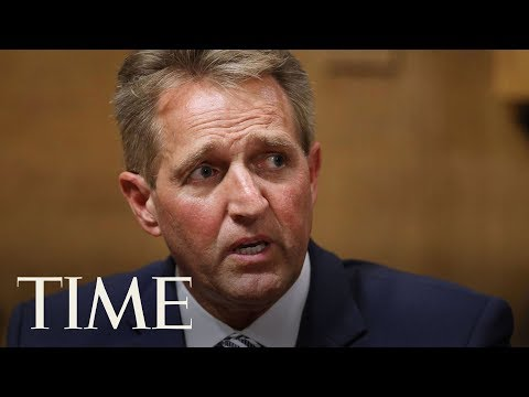 Sen. Jeff Flake Shifts And Indicates He Can Only Support Kavanaugh After FBI Investigation | TIME