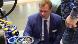 видео Выставка в КВЦ Вертол Expo «Охота. Рыболовство» в нынешнем 2015 г. в Ростове на Дону