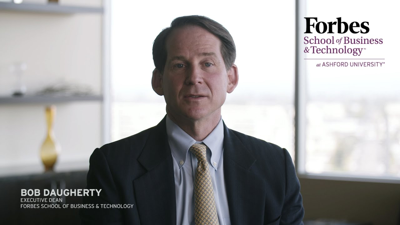 Get to Know the Forbes School of Business & Technology | Ashford University