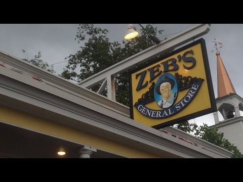 Zeb's General Store History and Walk Through ( NORTH CONWAY, NEW HAMPSHIRE )