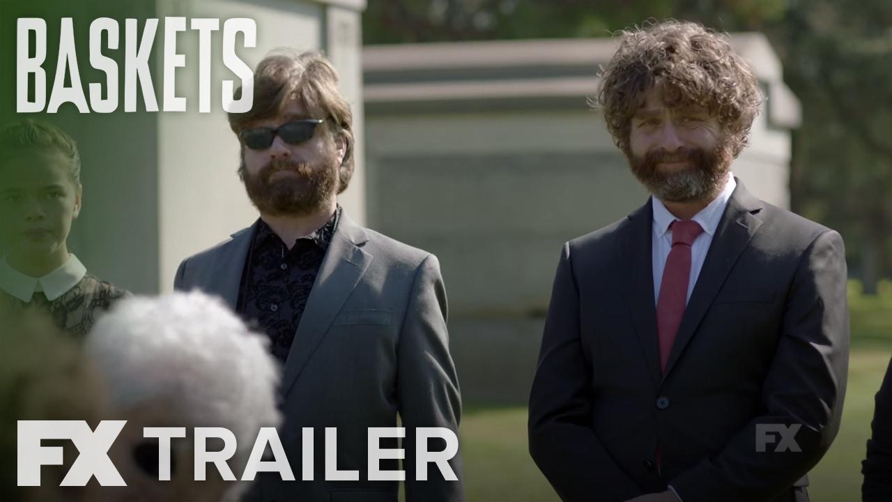 Download Baskets | Season 2 Ep. 8: Funeral Trailer | FX