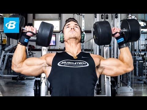 Heavy Push Workout | Abel Albonetti